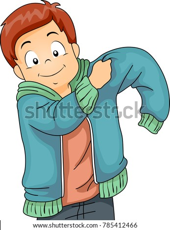 Put On Jacket Stock Images, Royalty-Free Images & Vectors ...
