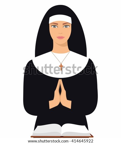 how to become a christian nun