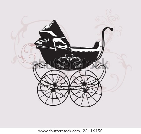Vintage Pram Stock Photos, Images, & Pictures | Shutterstock