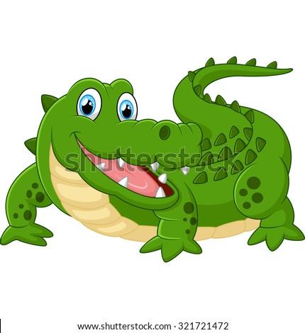 Crocodile Cartoon Stock Images, Royalty-Free Images ... - photo#16