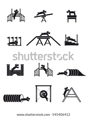 Training Silhouette Stock Images, Royalty-Free Images ...