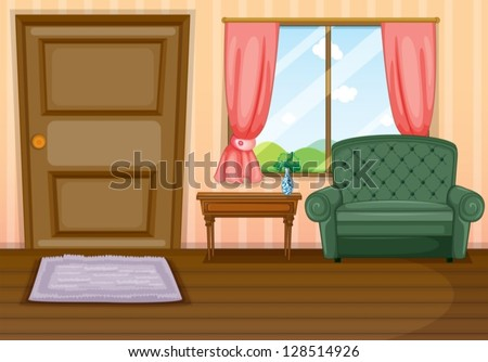 cartoon room stock images royalty free images amp vectors