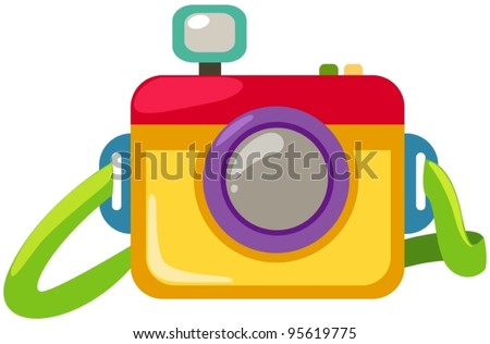 Cartoon Camera Stock Images, Royalty-Free Images & Vectors ...