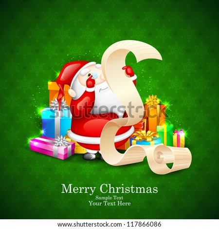 Christmas Wish List Stock Photos, Royalty-Free Images & Vectors