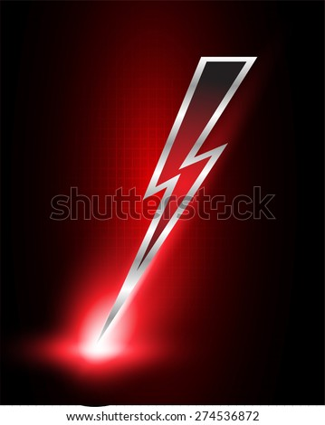 Stock Images Similar To ID 62857375 Electricity Symbol Vector