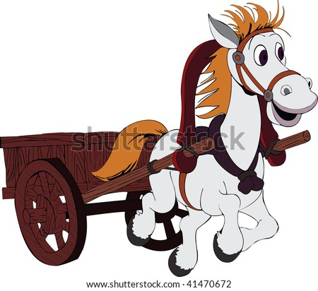Horse Wagon Stock Images, Royalty-Free Images & Vectors   Shutterstock