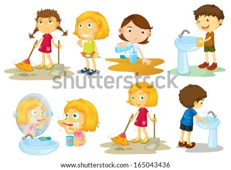 beautiful kitchen faucets cleanliness stock photos royalty free images amp vectors 10654