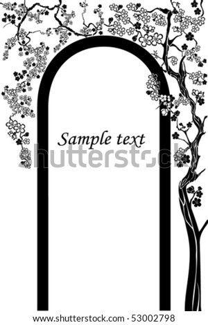 Floral Arch Stock Images Royalty Free Images Amp Vectors