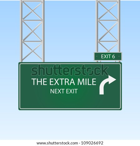 Highway Exit Sign Template Highway Sign St...