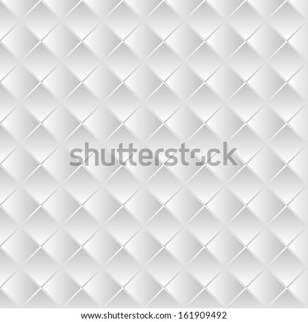 Image of a silver steel grill metal texture. Metal texture, futuristic background. Seamless metal texture background. Vector  - stock vector