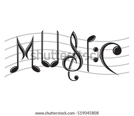 Music Notes In Word Underfontanacountryinncom