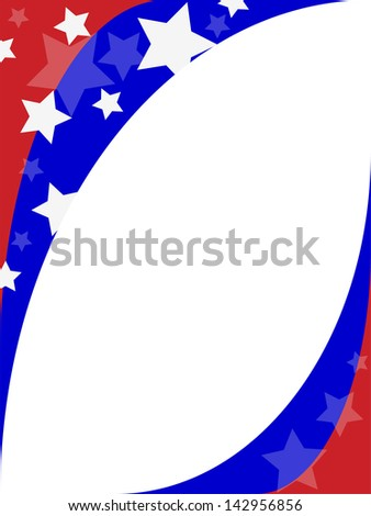 Independence day  , frame. - stock vector