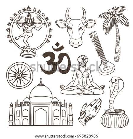 Traditional Indian Symbols Flat Style India Stock Vector. Radioactive Signs. Safety Hazard Signs Of Stroke. Almond Signs. Plexiglass Signs. Shopping Mall Signs Of Stroke. Specificity Signs. Matrimony Signs Of Stroke. Insulin Signs