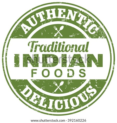indian foods stamp