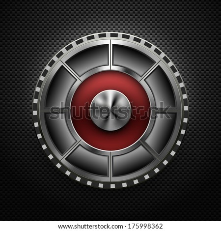 Industrial abstract background, eps10