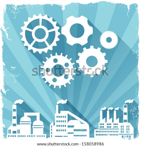 Industry Poster Stock Images, Royalty-Free Images & Vectors ...