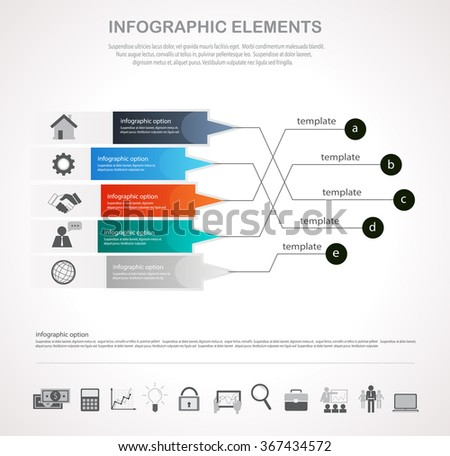 100 Infographics Presentation Templates And Business