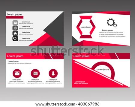 Info graphic Templates Vector design - stock vector