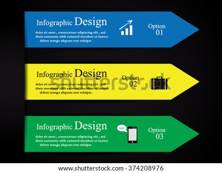 Infographic Design Flyer