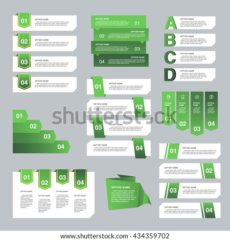 Infographic design, options concept. Template for Business presentation. Vector illustration