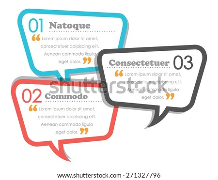 infographic element - stock vector
