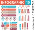 Infographic Elements 10 - stock vector