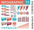 Infographic Elements 11 - stock
