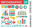 Infographic Elements 20 - stock vector