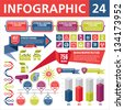Infographic Elements 24 - stock vector
