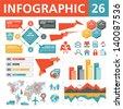 Infographics Elements 26 - stock photo