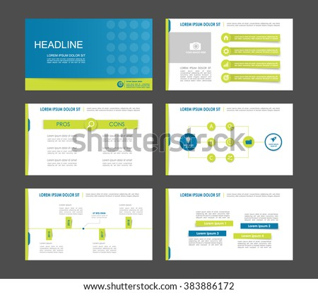 Infographics for leaflet,flyer,presentation,templates,web,marketing. Business infographics, cyan and light green version. - stock vector