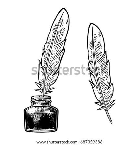 inkwell stock images royaltyfree images amp vectors