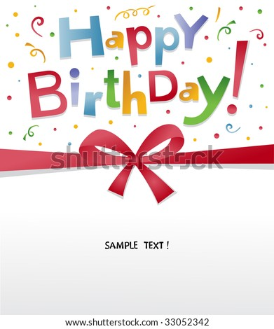 Happy birthday background stock photos illustrations and vector art