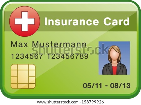 Health Insurance Card Stock Images, Royalty-Free Images ...