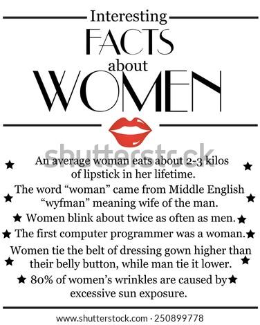 Weird Facts About Women Interesting Facts Abou...