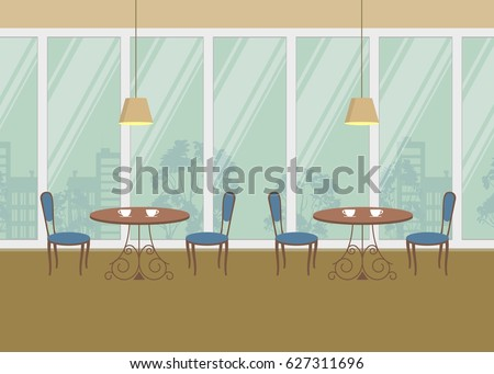 Restaurant Interior Stock Images, Royalty-Free Images ...
