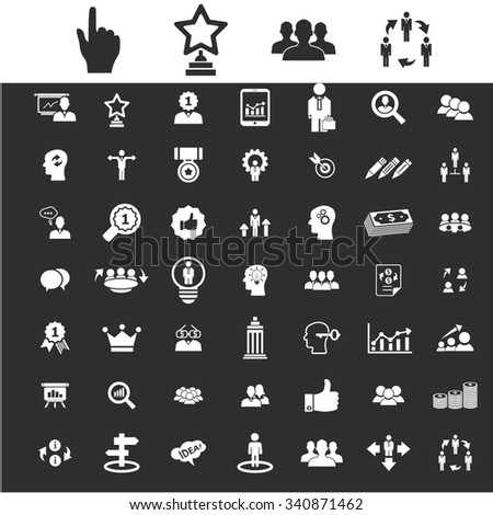 investment  icons, signs vector set for infographics, mobile, website, application  - stock vector