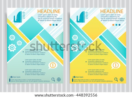 Laundry services flyer stock images royalty free images for Ironing service flyer template