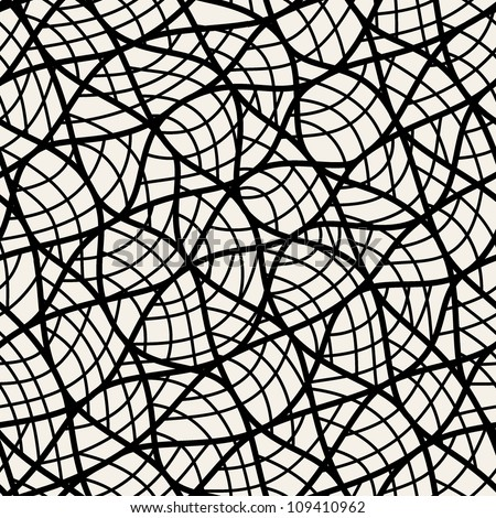 irregular abstract grid pattern. seamless texture