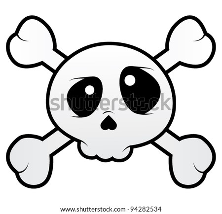 Cartoon Skull Stock Images, Royalty-Free Images & Vectors ...