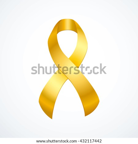 Issue logo symbolic concept problems of self-murder, bone tumor, attention deficit hyperactivity disorder isolated on white background. Global world fund pin cross bow magnet medal with space for text - stock vector