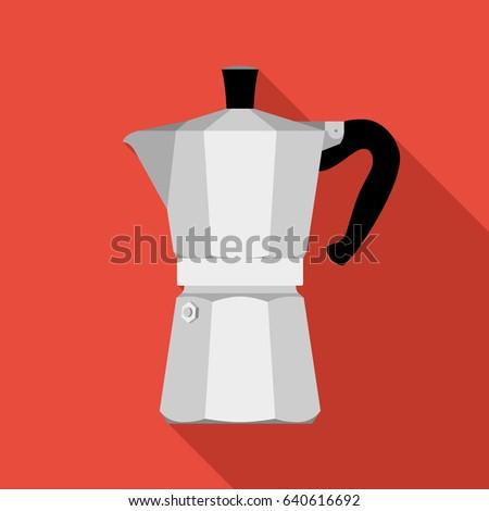 Italian Coffee Maker Vector : Moka Pot Stock Images, Royalty-Free Images & Vectors Shutterstock