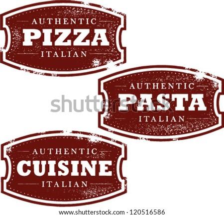 Italian Restaurant Stock Photos, Illustrations, and Vector Art
