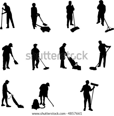 Sweeping Brush Stock Images Royalty Free Images Amp Vectors