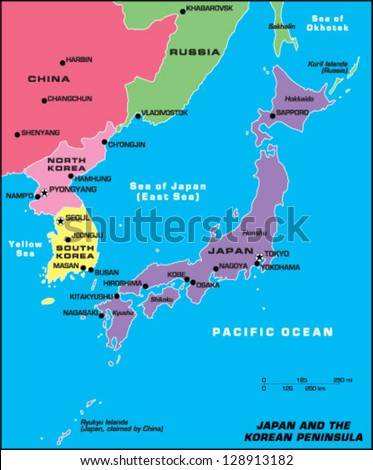 Japan and the Korean Peninsula
