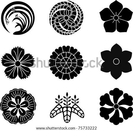 Japanese Family Crests 9