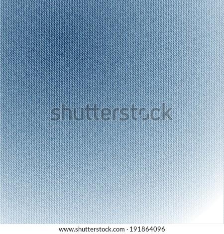 jean fabric pattern - stock vector