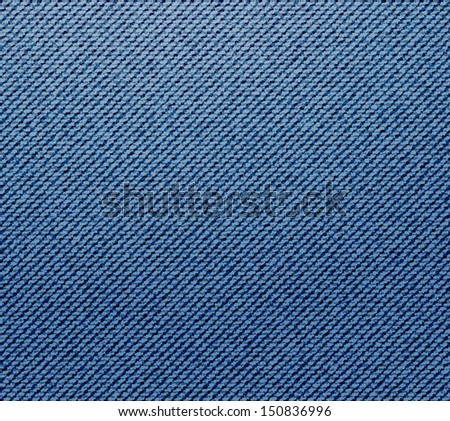 Jeans background. - stock vector