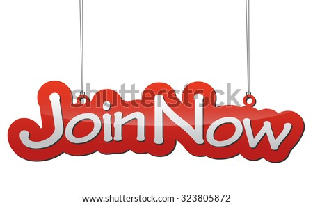 join now, red vector join now, red tag join now, element join now, background join now, illustration join now, sign join now, design join now, picture join now, join now eps10 - stock vector