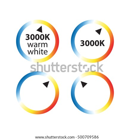 Color Temperature Chart Stock Images, Royalty-Free Images ...